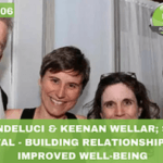 #006: Al Condeluci & Keenan Wellar – Social Capital; Building Relationships for Improved Well-Being