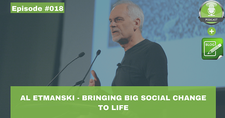 al etmanski bringing big social change to life