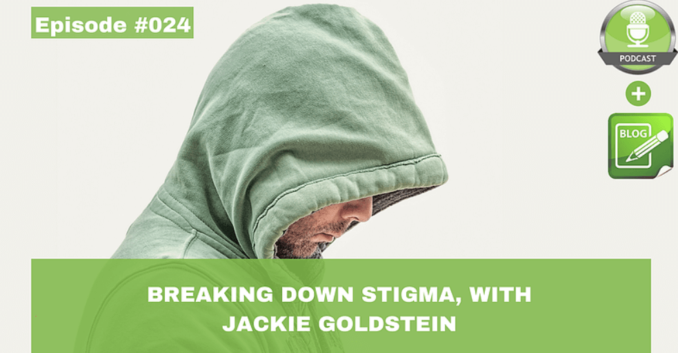 breaking down stigma with jackie goldstein
