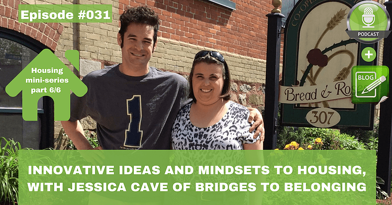 innovative ideas and mindsets to housing with jessica cave
