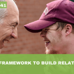 #041: A 4-Stage Framework to Build Relationships, for People with Disabilities