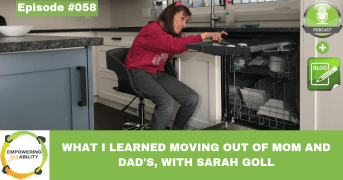 #058: What I learned Moving Out of Mom and Dad's