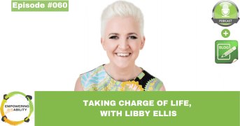 Taking Charge of Life, with Libby Ellis